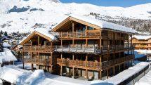 Apartment Valentine 110 In Verbier Switzerland - White