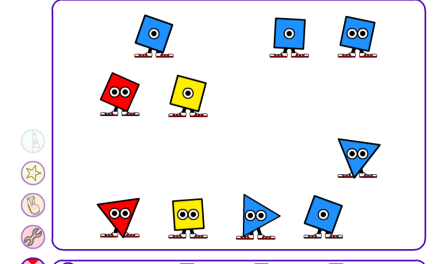 Furbles – a fun maths tool for your interactive whiteboard