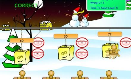 BrainNook online maths and literacy game