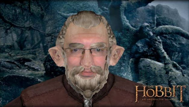 The Hobbit Avatar Maker