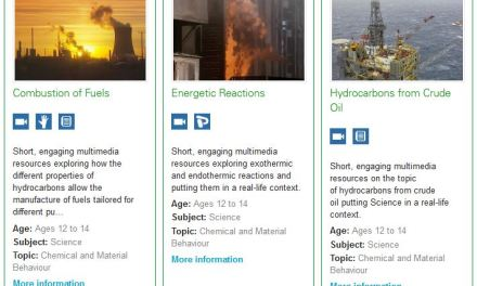 Real World Science Resources from BP