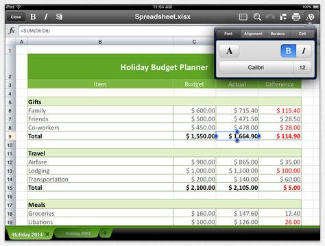 Google Quickoffice App is now Free for IOS and Android
