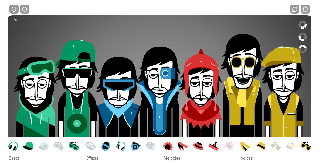 Create Music with the Incredibox Human Beatbox