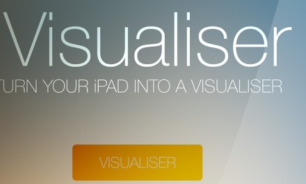 iVisualiser Lets You Use your iPad as a Wireless Visualiser