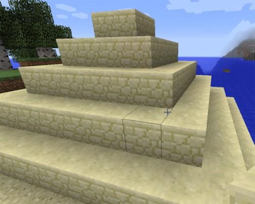 minecraft-pyramid