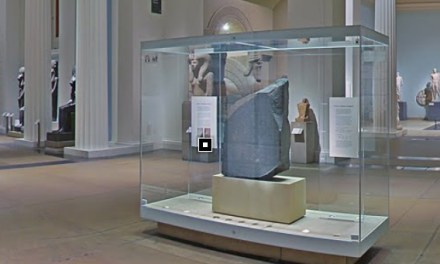 Go Inside the British Museum with Google Streetview