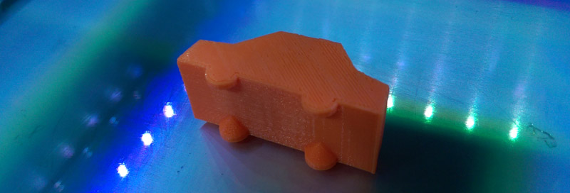 Purple Mash 2Design and Make - 3D Print