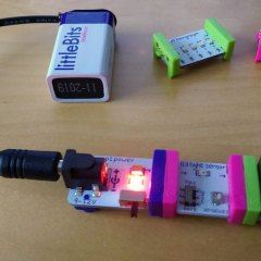 LittleBits – A Simple Electronics Kit for Young Makers