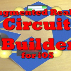 AR Circuits : Augmented Reality Circuit Builder