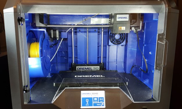 Dremel 3D40 Idea Maker 3D Printer : Hands On