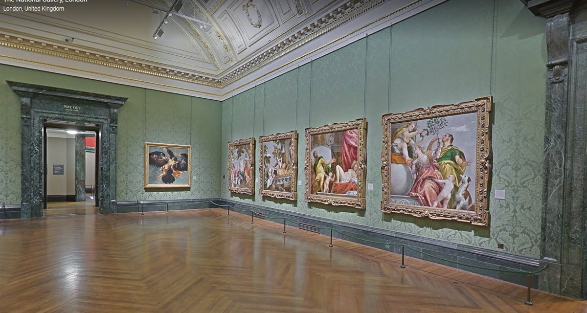 Visit the World's Museums from your Classroom with Google Arts & Culture