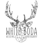 white-boda Weddings and fish
