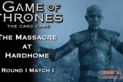 Game of Thrones: Card Game - The Massacre at Hardhome 1.1