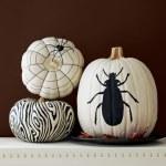 Halloween Decoration: WhitePumpkins