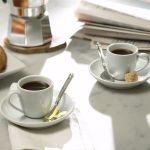 20 Below: Espresso Cup & Saucer