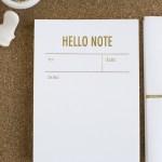 20 Below: Tokketok Happy Notes