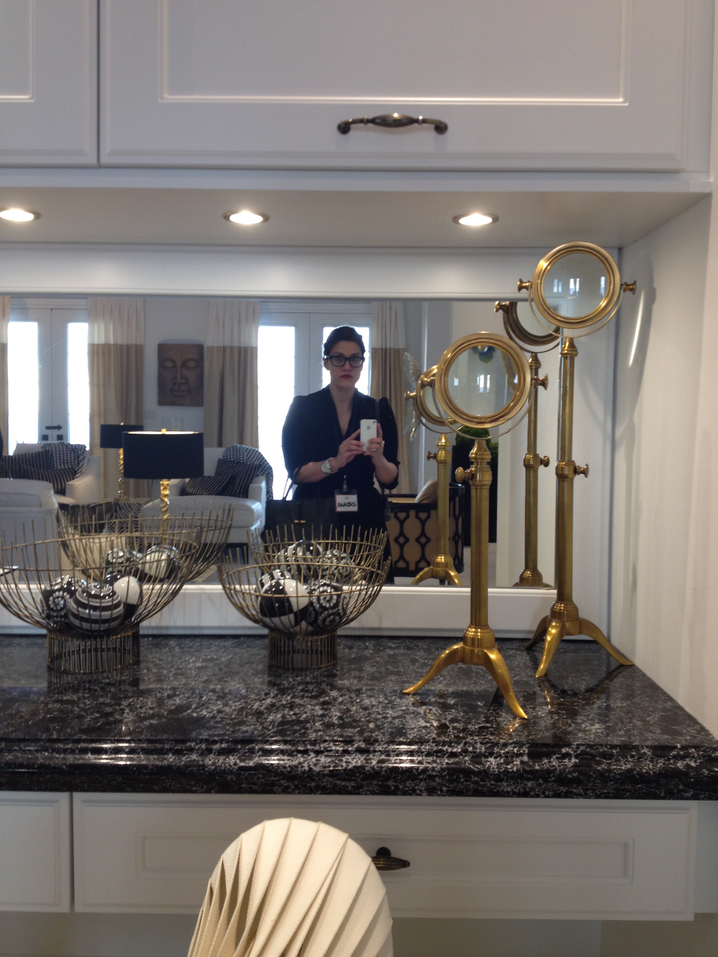 Design Mirrors in the Princess Margaret Home Lottery