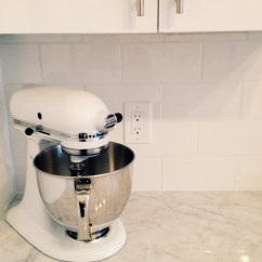 White Kitchen Aid Teak Outdoor Cabinets Kitchenaidwhite Cabana Kitchenaid Stand Mixer 3