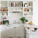 Interiors: Open Shelving in the Kitchen