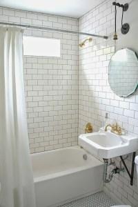 Design: Bathrooms in White and GoldWhite Cabana | White Cabana