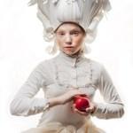 Art: Asya Kozina's Baroque Paper Wigs