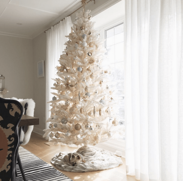 cat-therrien-white-christmas-tree