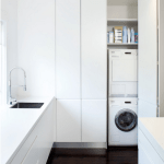 The Friday Five: Small Laundry Rooms