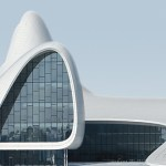 Architecture: A Building with Curves