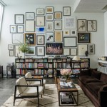 Interiors: A Home Full of Books and Art