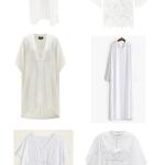 Fashion: White Kaftans for Summer