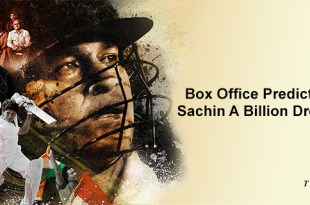Movie Prediction: Sachin A Billion Dreams