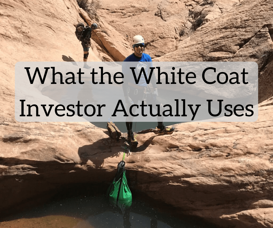 It is principally a debt consolidation loan which combines previously borrowed loans and credit, and gradually pays off the debt plus interest payable of all. What the White Coat Investor Actually Uses   White Coat