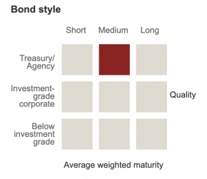 Intermediate Term Bond Fund X-ray