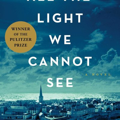 READ with ME! May: All the Light We Cannot See by Anthony Doerr