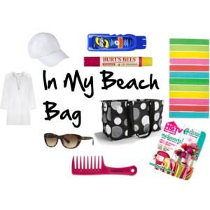 In My Bag: Beach/Pool