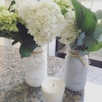 Painting Mason Jars with Chalk Paint for a Whole New Look