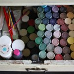 Craft Supply Storage Dresser