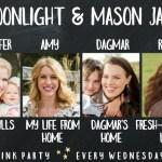 Moonlight & Mason Jars Link Party #205