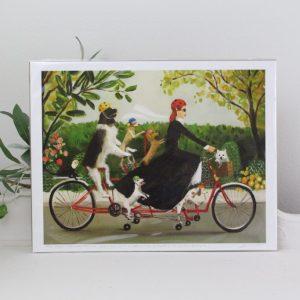 art, artwork, home decor, prints, Janet Hill