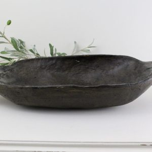 home decor- vintage goods- dough bowl