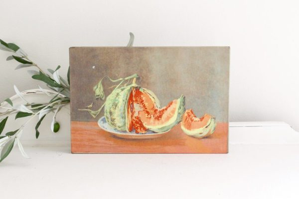 artwork- watermelon- home decor