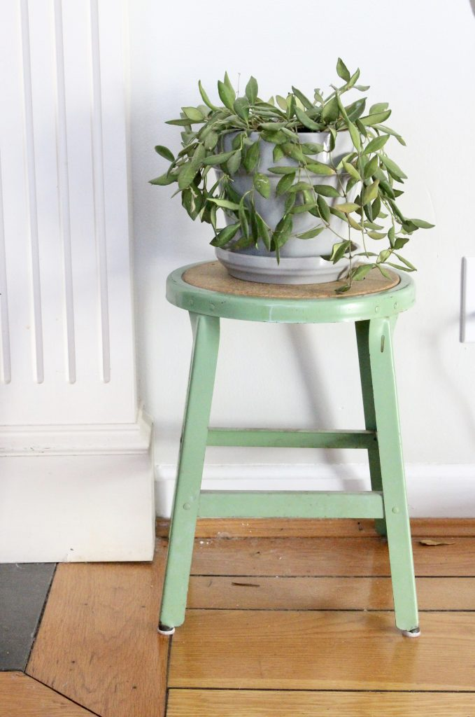0d971d53c01e2 Chairs and Stools as Plant Stands | White Cottage Home & Living