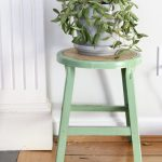 Chairs and Stools as Plant Stands