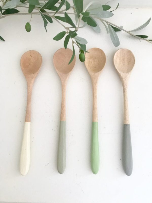 kitchen- wooden spoons- cottage style- cooking- baking