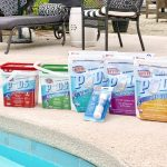 Summer Pool Care With HTH Supplies From Walmart