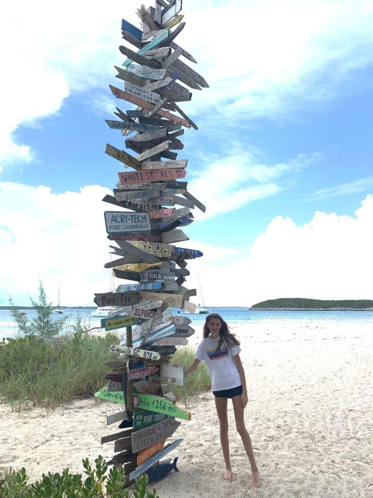 Exuma- Bahamas- swimming with the pigs- swimming pigs- vacation- family vacation- trip- beaches- Caribbean- Grand Isle Resort