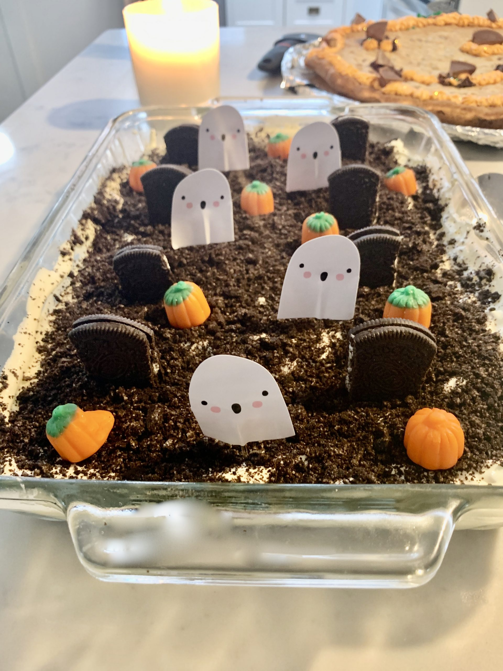 Halloween Party Treats~ White Cottage Home & Living