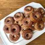 Fall Traditions~ Apple Cider Donuts & Caramels | Drying Fruit in the Oven