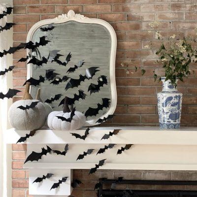 Halloween Decor & a Pumpkin Carving Party