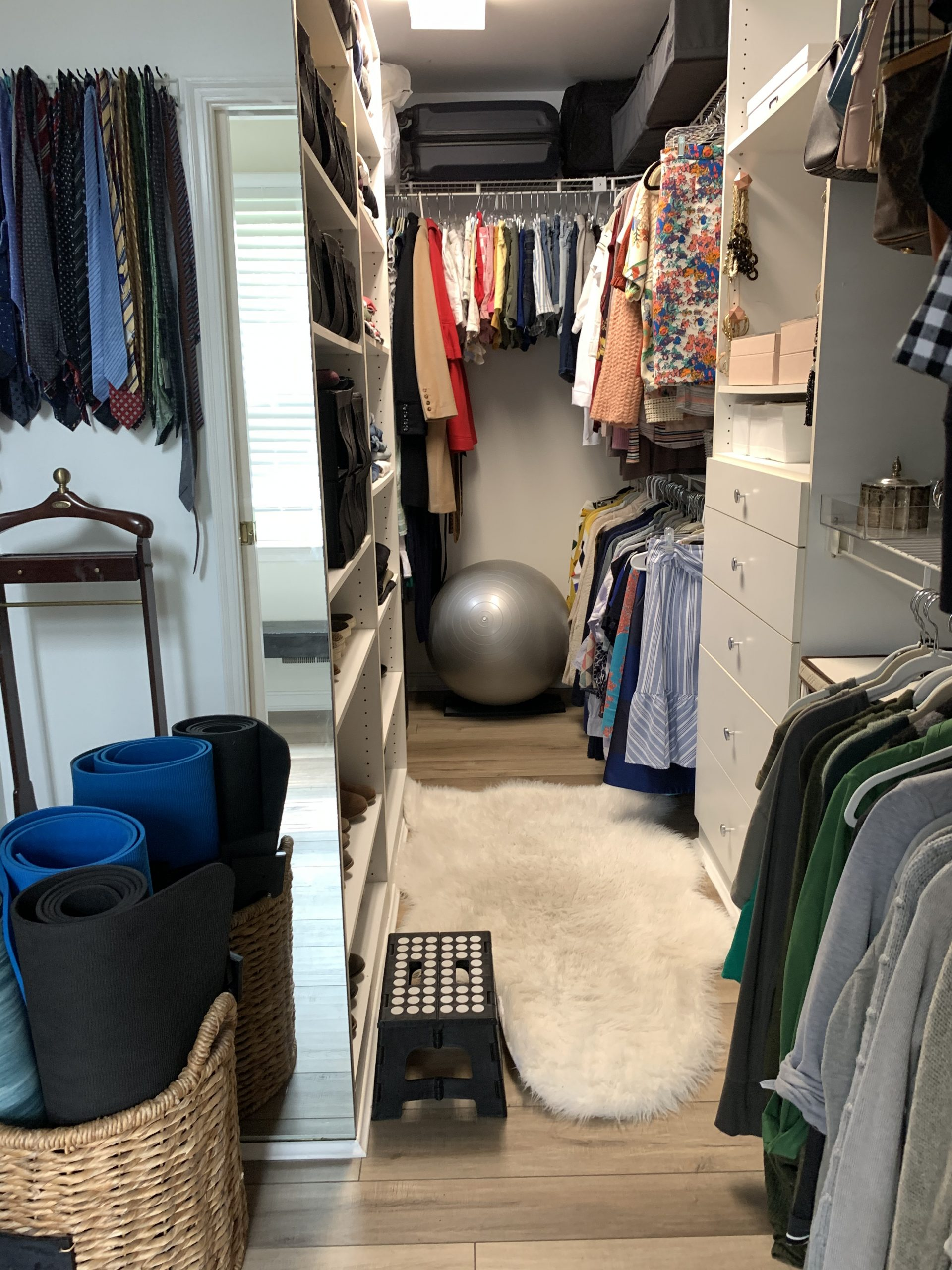 Closet Update Using Ideas From The Home Edit~ White Cottage Home & Living